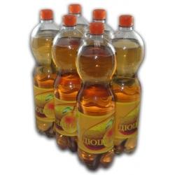 "Gazuotas limonado gėrimas""Diushes""1,5LX6VNT(Carbonated soft drink)"