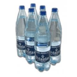 "Mineralinis vanduo""Vytautas""1,5L X 6vnt (Mineral water)"