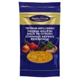 SM Citrininiai kepsnių prieskoniai 35g (Citric spices for steak)