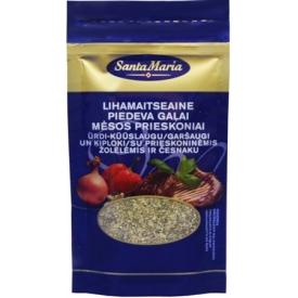 SM Mėsos prieskoniai su žolelėmis ir česnakų 20g (Seasoning for meat with herbs and garlic)