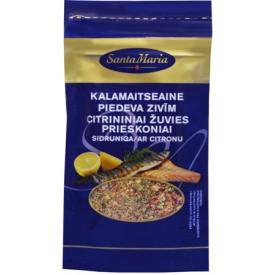 SM Citrininiai žuvies prieskoniai 23g (citric spice fish)
