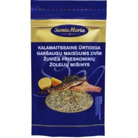 SM Žuvies prieskoninių žolelių mišinys 15g  (Herb mix for fish)