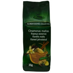 """Sauda"" Cinamonas maltas 35g (Cinnamon powder)"