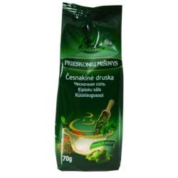 """""""Sauda"""" Česnakinė druska 70g (Spices mixture garlic salt)"""