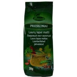 """Sauda"" Laurų lapai malti 30g (Laureal leaves powder)"