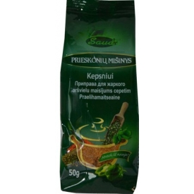 """Sauda"" Kepsniui 50g (Spices mixture for roast)"