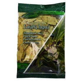 Laurų lapai 40g (Laurel leaves)