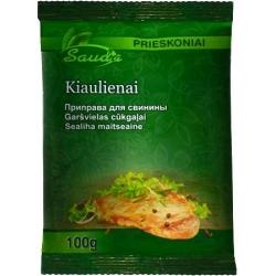 """Sauda"" Kiaulienai 100g (Spices mixture for pork)"