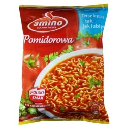 """Amino"" Pomidorų sriuba 70g (Instant tomato soup)"