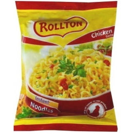 """""""Rollton"""" Vištienos skonio makaronų sriuba 60g (Chicken taste)"""
