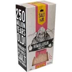 Smulki rožinė Himalajų druska 500g (Fin pink Himalyan salt)