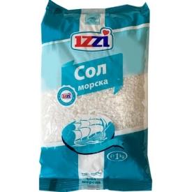 """IZZI""Jūros druska 1kg (Sea salt)"
