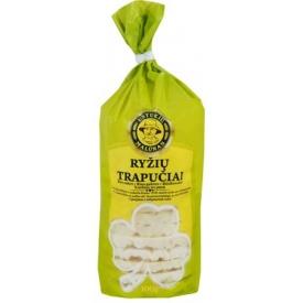 """""""Ustukių malūnas"""" Ryžių trapučiai 100g (Rice crackers)"""