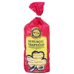 """""""Ustukių malūnas"""" Kukurūzų trapučiai 100g (Corn crackers)"""