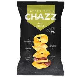 """CHAZZ"" Potato Crisps wIth Dill Pickle 90g"