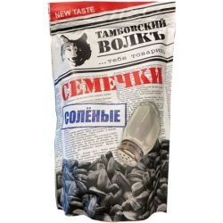 """Tambovski volk"" Sūdytos saulėgražos 500g (Salted roasted sunflowers seed)"