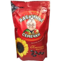 "Saulėgrąžos pakepintos ""Babkiny"" 300g (Sunflower seeds)"