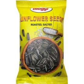 Skrudintos sūdytos saulėgrąžos 200g (Roasted, salted sunflower seeds)
