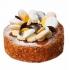 "Apvalus tortas ""Griliažinis"" (Grillage cake)"