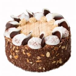 """Apvalus tortas """"Kijevo""""(Round cake)"""