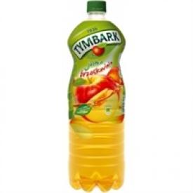 """""""Tymbark""""Obuolių ir persikų gėrimas 2L(Apple and peach drink)"""
