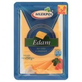 "Pjaustytas sūris 150g""Edam"" (cheese sliced)"