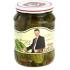 """""""KKF"""" Geras vaizdelis marinuoti agurkai, silpnai rūgštūs 660g (pickled cucumbers)"""