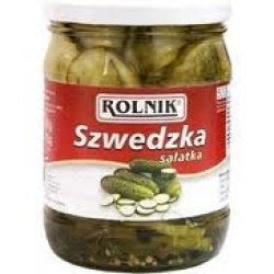 """Rolnik salad """"Swedish"""" 850g"""