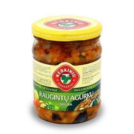 """KKF"" Raugintų agurkų sriuba 480g (Pickled cucumber soup)"