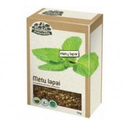 """""""Žolynėlis"""" Žolelių arbata Mėtų lapai 50g (Mint leaves)"""