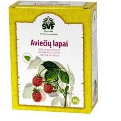 Raspberry leaves (Aviečių lapai)
