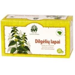 """ŠVF"" Dilgėlių lapai (Nettle leaves)"