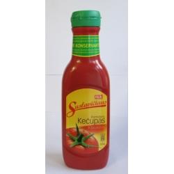 """Kechup""""Suslavičiaus""""500g (Pomidoru kečupas Klasikinis)"""