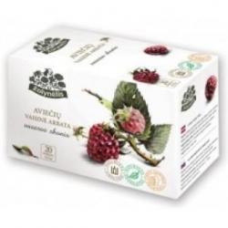 """""""Žolynėlis""""Vaisinė arbata su avietėmis 20pakelių (Fruit tea with raspberries)"""