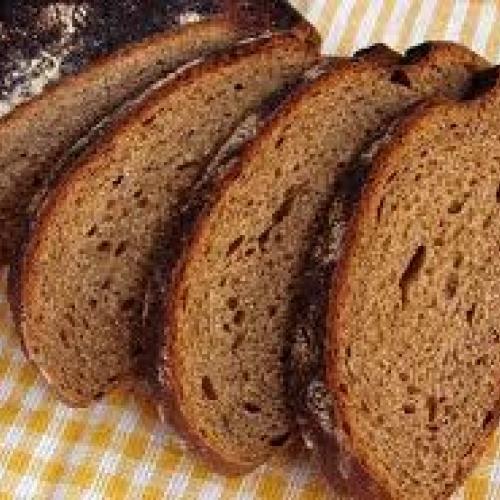 Juoda duona (Rye Bread)