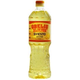 """""""Obelių"""" Sviesto skonio aliejus 0.9L (Butter flavor oil)"""