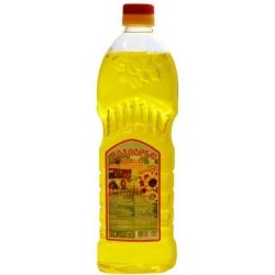 Saulėgražu aliejus 0.65L (Sunflower oil)