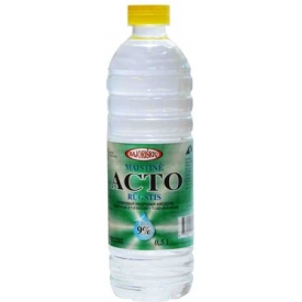 Maistinė acto rūgštis 9% 0.5L (Nutritional acetic acid)